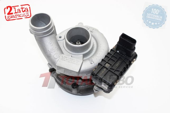 Turbosprężarka turbina Jeep Grand Cherokee 3.0 Mercedes MKlasse 320CDI