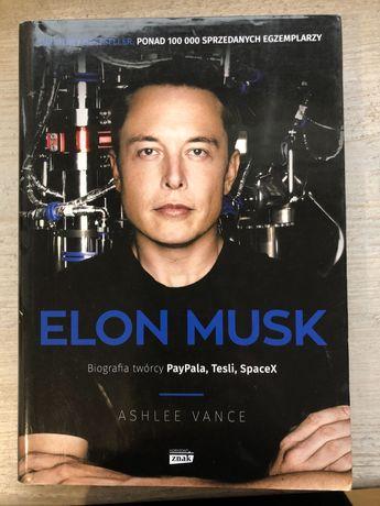 Elon Musk. Biografia