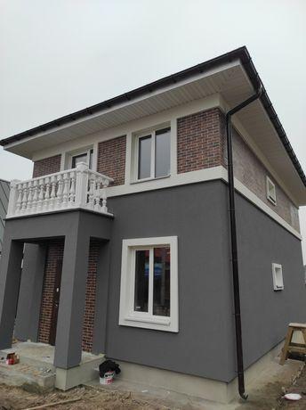 Продам дом 120м.кв в с.Петропавловская Борщаговка