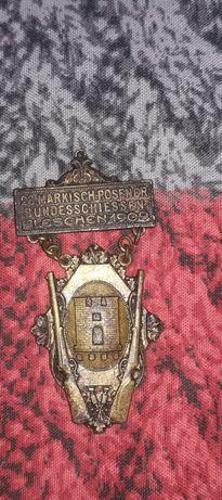 Moneta łyżka łyżeczka medal odznaka bransoletka