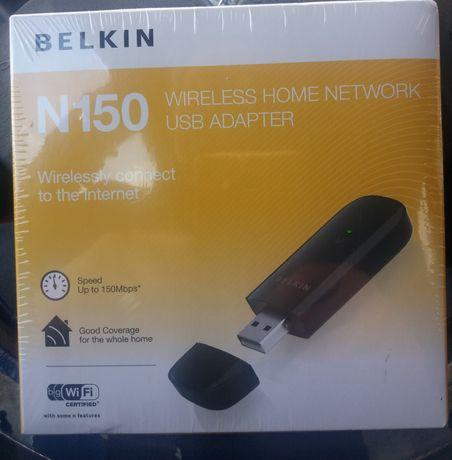 Novo-Adaptador USB Wireless Home Network