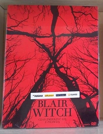 blair witch * dvd * 2016