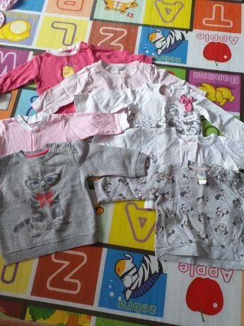 Ubranka dziewczynka 62-74