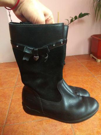 Ботинки для девочки Clark 33р