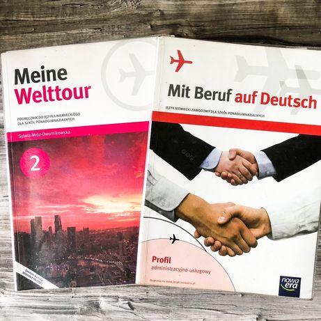 Meine Wetltour i Mit Beruf auf Deutsch niemiecki
