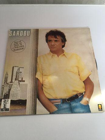 Disco de Vinyl - Michel Sardou - Sardou - Vinyl 12 )