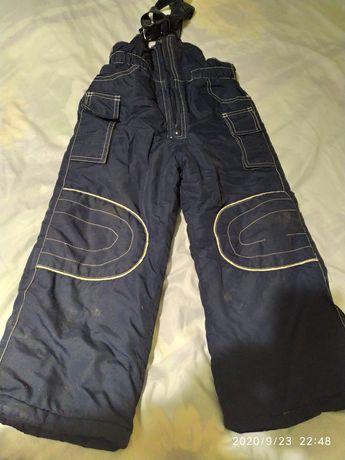 Комбезні штани.