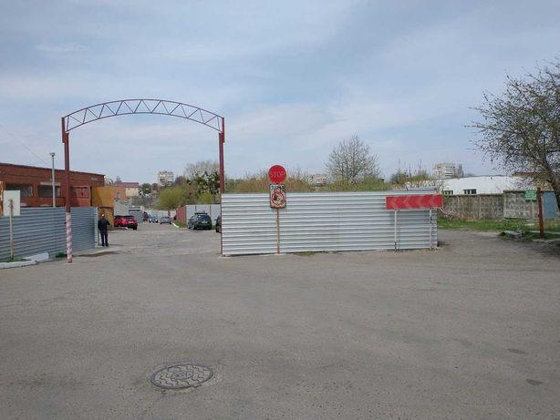 """Цегляний гараж в кооперативі """"Кермо"""", м. Рівне, вул. Гайдамацька, 41 б"""