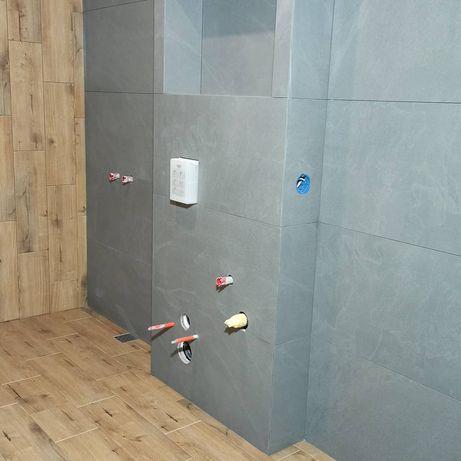 Укладка кафеля,монтаж гипсокартона,шпаклёвка стен,покраска,стяжка