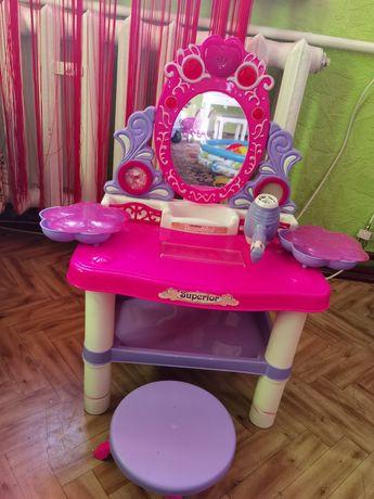 Toaletka dla księżniczki