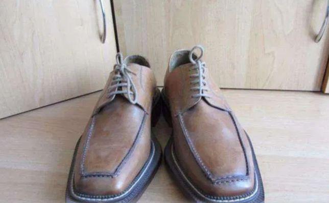 Туфли мужские WILSON- Италия р.40 (по стельке 26.5 см)