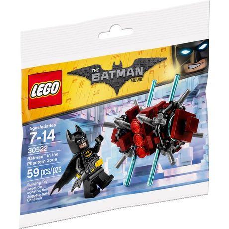 Lego Movie 30522 BATMAN IN THE PHANTOM ZONE sh318