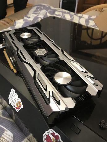Видеокарта INNO3D GeForce GTX 8 gb 1070 ICHILL X3 8 gb