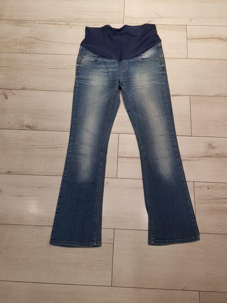 spodnie / jeansy ciążowe