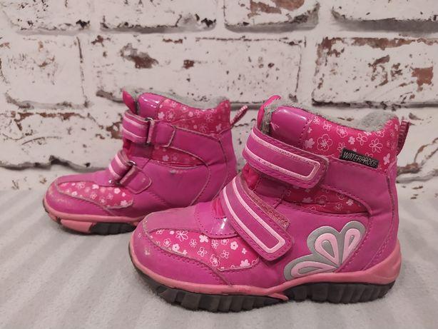 Buty zimowe roz.25