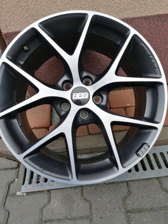 Bbs czarne 18 cali Ford kuga Mondeo volvo XC90 XC60 c-max S-max