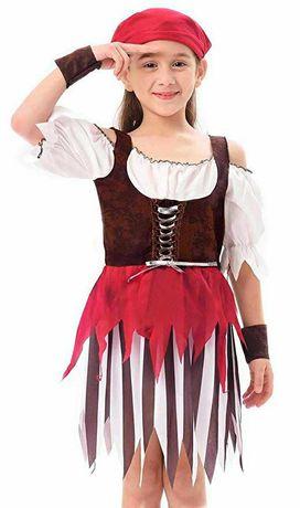 Карнавальное платье пиратки