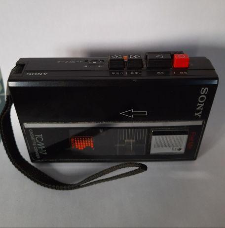 Sony TCM-17 odtwarzacz dyktafon
