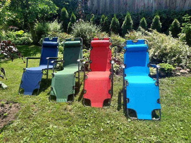 Садовое кресло шезлонг пляжный лежак 180 см