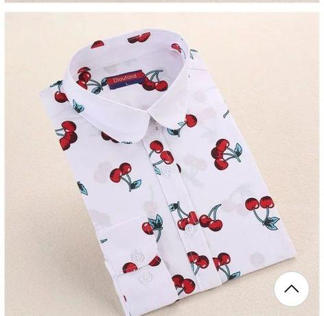 Nowa śliczna o koszula L