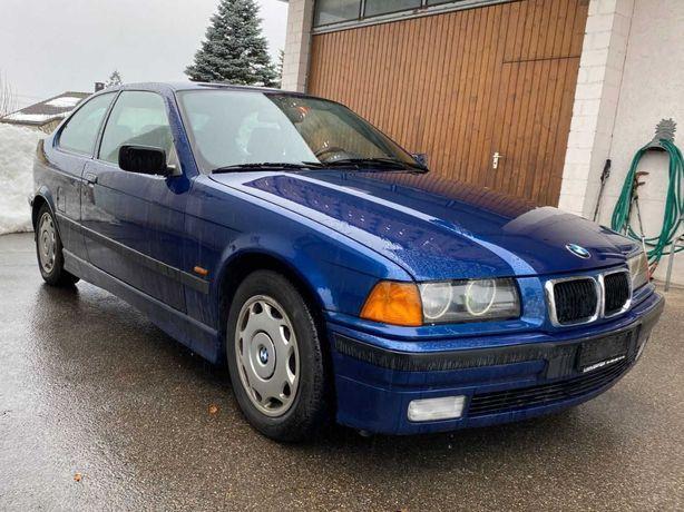 BMW 323 ti  całość na części Szwajcaria