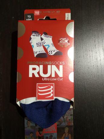 Meias Compressport ProRacing Socks