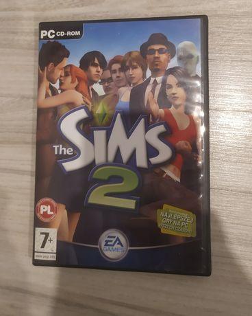 Gra The Sims 2 podstawa PC