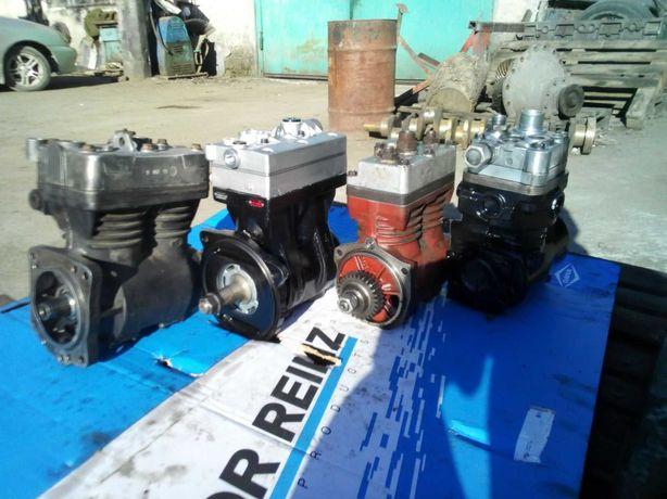 Ремонт компрессоров грузовых автомобилей всех марок