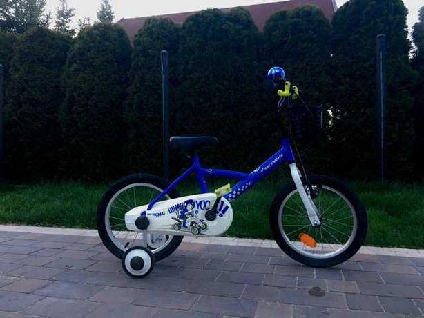"Rowerek dziecięcy Decathlon  BTWIN 16"""