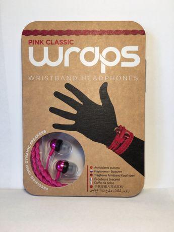 Słuchawki Pink Classic Wraps
