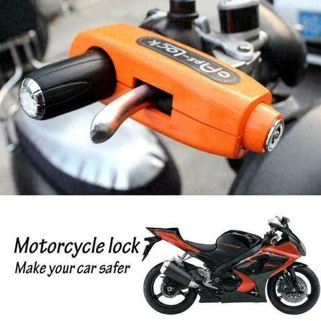 Bloqueio travão anti roubo moto bicicleta