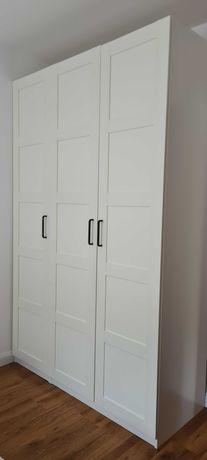 Ikea szafa Pax/Bergsbo 150/60/236cm biała nowa