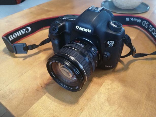 Canon 5d mk3 bardzo zadbany25 tys przebiegu