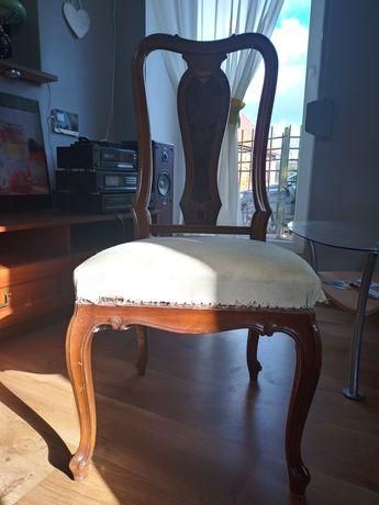 Stare krzesło chipendeil