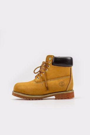 """Ботинки Timberland """"Ginger"""" с мехом / Премиум качество"""