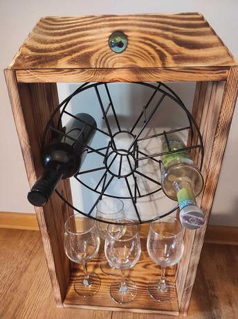 Stojak na wino i nie tylko