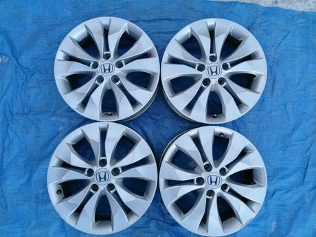 Felgi aluminiowe 17 5x114,3 Honda CRV FRV HRV Accord Civic