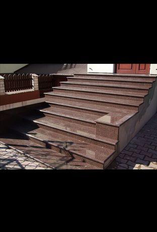 Гранитная плитка, памятники, столешницы, ступени, подоконники.