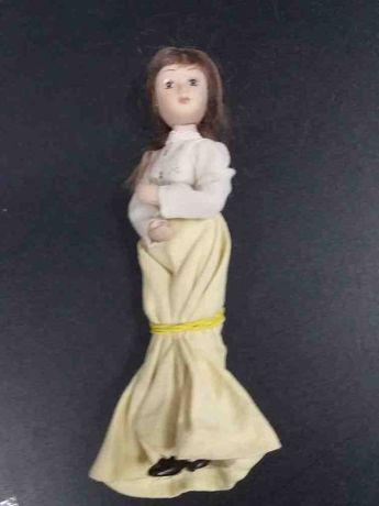 Кукла фарфоровая 20 см