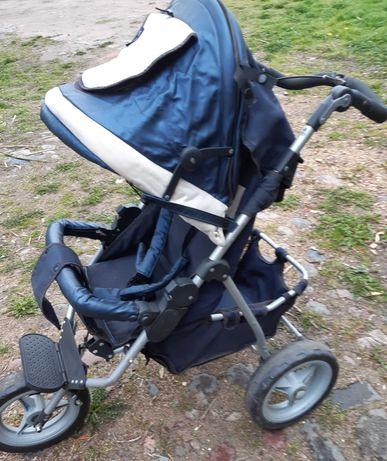 Wózek 3 kołowy  baby wolt