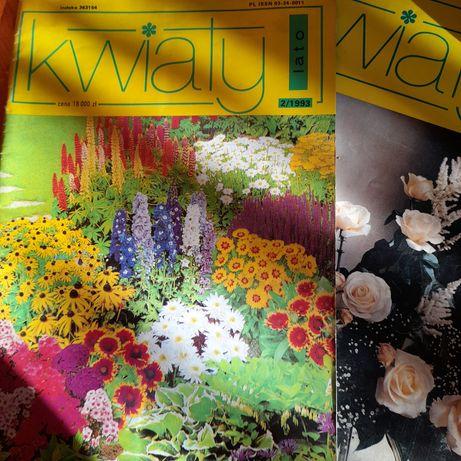 Kolekcje Kwietnik, Mój  piękny  ogród,Kwiaty numery archiwalne
