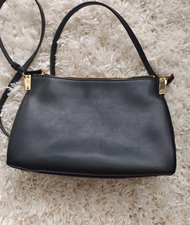 Czarna torebka H&M