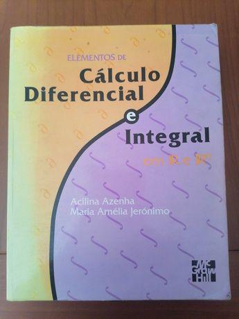 Cálculo Diferencial e Integral - matemática
