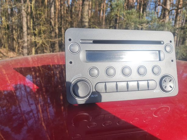 Radio MP3 +Głośniki Alfa 159