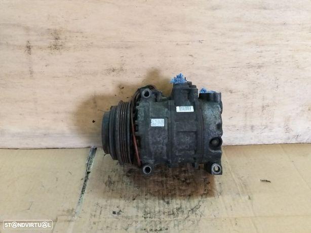 Compressor ar condicionado Audi A6 C5 AllRoad 2.5 TDi - 2001 - 4B0260805C