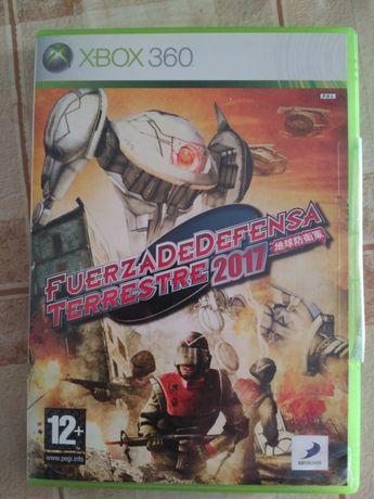 Fuerza de Defensa Terrestre 2017 Xbox 360