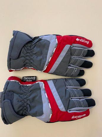 Лыжные перчатки детские