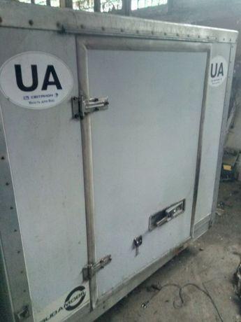 Термобудка / холодильник