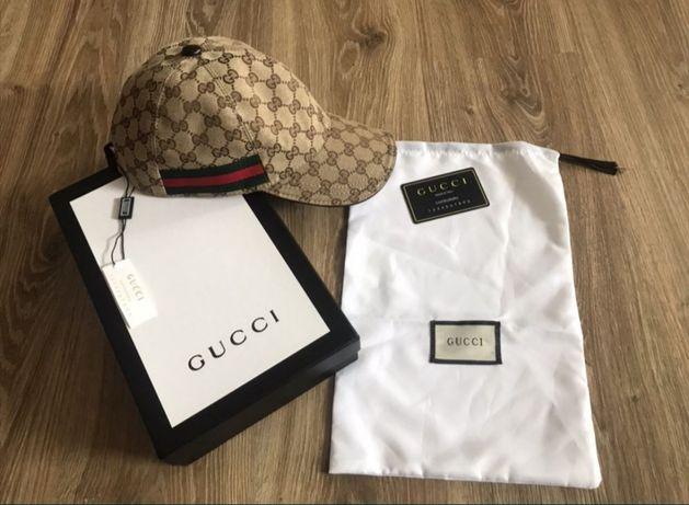 Czapka Gucci GG cap