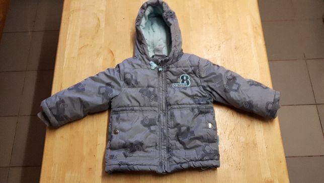 kurtka dziecięca zimowa